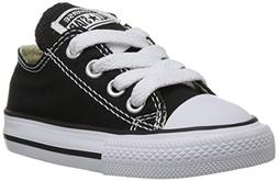 Converse Chuck Taylor All Star OX Shoe - Toddlers' Black, 10
