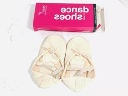 Akiss Leather Ballet Shoes Slippers Split Sole Flats For Tod
