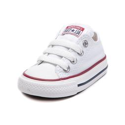 Converse All Star Low Chucks Infant Toddler Optical White Ca