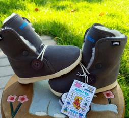 Native AP Luna Boots GRAY BRAND NEW Toddler 9C