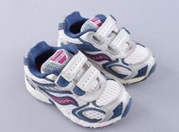 Saucony Baby Cohesion HL Shoes | Girls US 5.5 EU 21.5 | Baby