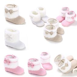 baby girl boy snow boots winter booties
