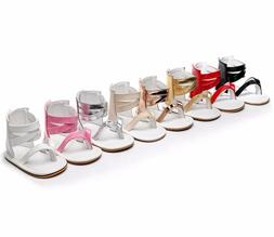Baby Girl Gladiator Sandals Infant Summer Shoes Roman Sandle