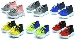 Baby Toddler And Youth Kids Boys Girls Athletic Shoes Comfor