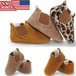 baby toddler soft sole leather anti slip