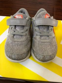 Details about BABY BOYS: Nike Free Run 2017 Shoes, Red & Orange Size 3c 904257 600