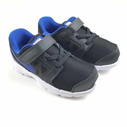Boys Nike Downshifter 6 TD Toddler Shoes Black Blue 684981 0