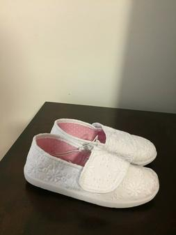 BRAND NEW TODDLER GIRL'S SIZE 10 SWIGGLES CASUAL SLIP ON SHO