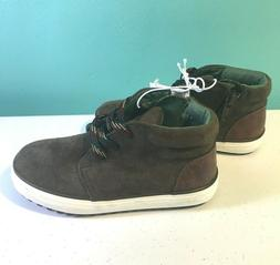 Cat & Jack Brown Axel Toddler Boys Casual Shoes Sneaker size