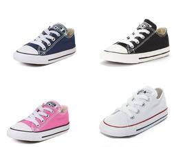 CONVERSE CHUCK TAYLOR ALL STAR LOW TOP INFANT/TODDLER SHOES