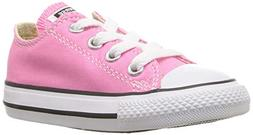 Converse Chuck Taylor All Star OX Shoe - Toddler Girls' Pink
