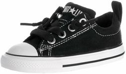 Converse Chuck Taylor Street Ox Infant Baby Toddler Shoes Bl