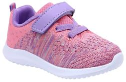 COODO Toddler/Little Kid Girls Shoes Running Sports Sneakers
