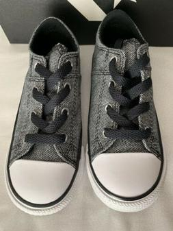 Converse CT AS Madison OX Toddler Boy Shoes US Size 10  Blac