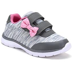 D.SEEK SC303 Toddler Fashion Sneakers Casual Sport Shoes wit