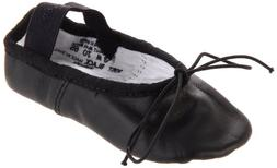 Capezio Daisy 205 Ballet Shoe ,Black,6 M US Toddler