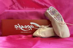 Capezio Daisy Full Sole, Leather, Girls, Pink, Ballet Shoe,