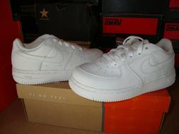 Nike Force 1  White Toddler Shoes
