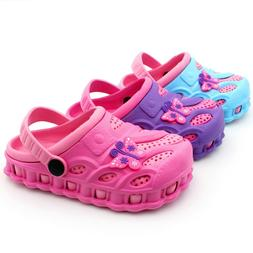 garden clogs shoes for girl kids toddler