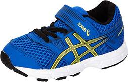 ASICS Gel Contend 5 TS Kid's Running Shoe, Illusion Blue/Lem