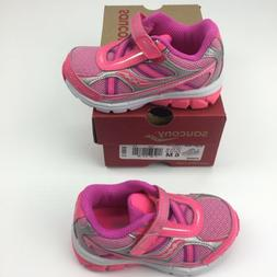 Saucony Girls Sneakers Pink Toddler Girls Size 6 M Shoes Rid