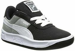 PUMA GV Special Canvas Kids Sneaker  , Black/Limestone Gray/