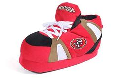 Happy Feet Mens and Womens San Francisco 49ers - Slippers -