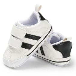 Infant Toddler Sport Sneakers Baby Boy Girl Crib Shoes Newbo