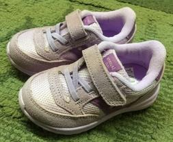 Saucony Jazz Lite Toddler Girl's Shoes Sneaker Purple Size 8