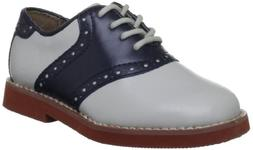 Florsheim Kids' Kennett Jr Saddle Oxford Pre/Grade School Sh