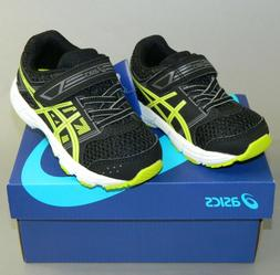 ASICS Kid's Boy's Pre Contend 4 TS Running Shoes Toddler's S