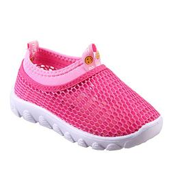 CIOR Kids Casual Shoes Breathable Slip-On Sneakers for Walki