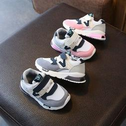 Kids Sport Running Baby Shoes Boys Girls Soft Soled Toddler