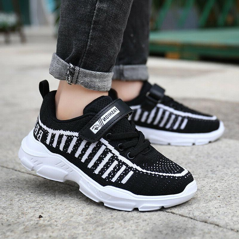Althletic Shoes Kids Trainers Comfort Sports