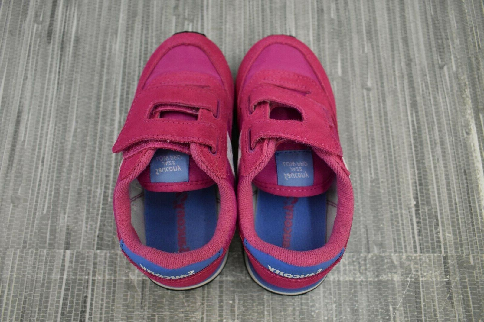 **Saucony Baby Sl159643 Shoes, Toddler Girl Pink NEW