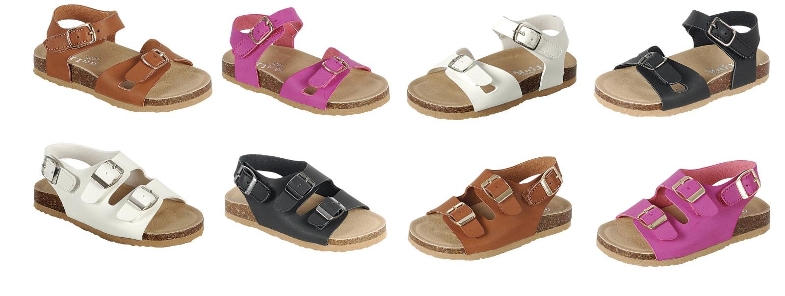 Baby -Strap Open Sandals Shoes