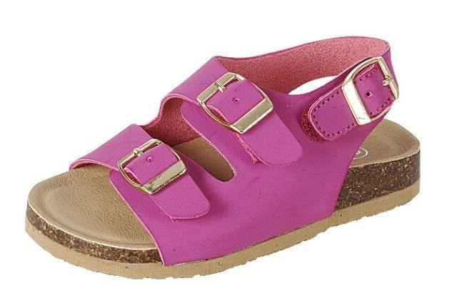Baby Toddler Girls -Strap Open Sandals Beach Shoes