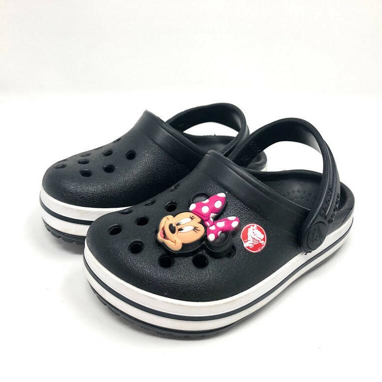 black toddler 5 minnie mouse shoes
