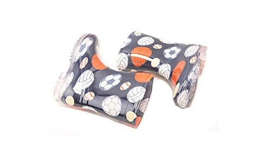 eleganceoo Girls Boots for Toddler Style