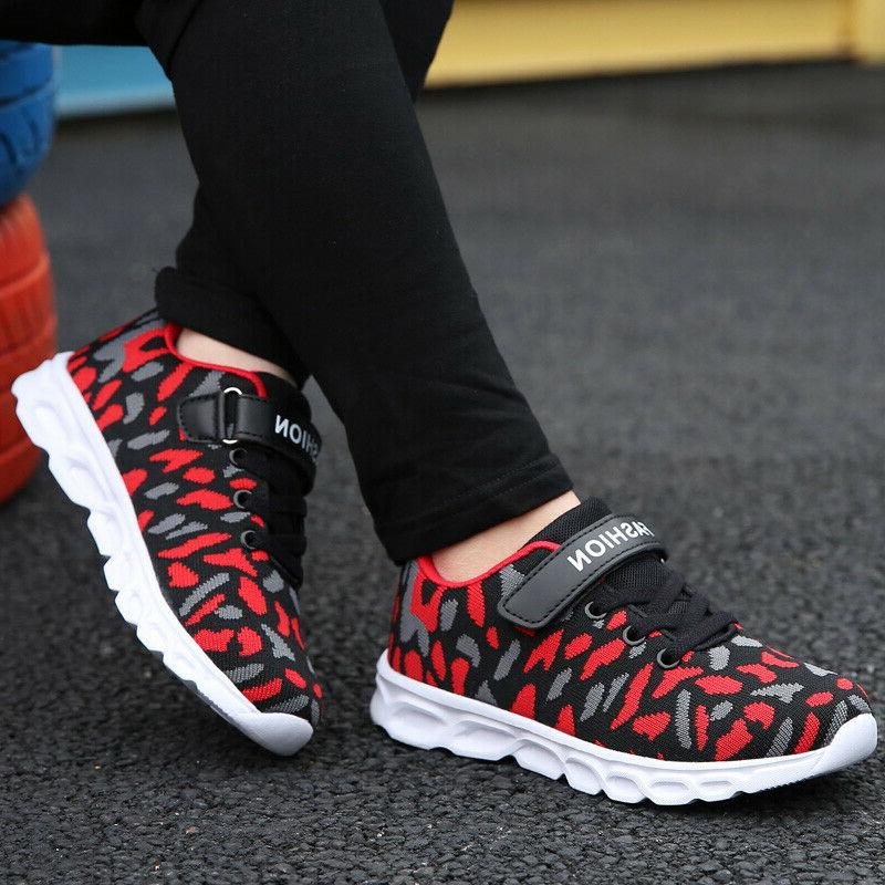 Boys Shoes Casual Sneakers Athletic