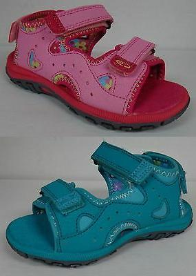 C9 CHAMPION TODDLER GIRL'S SPORT SANDALS  PINK or TURQUOISE