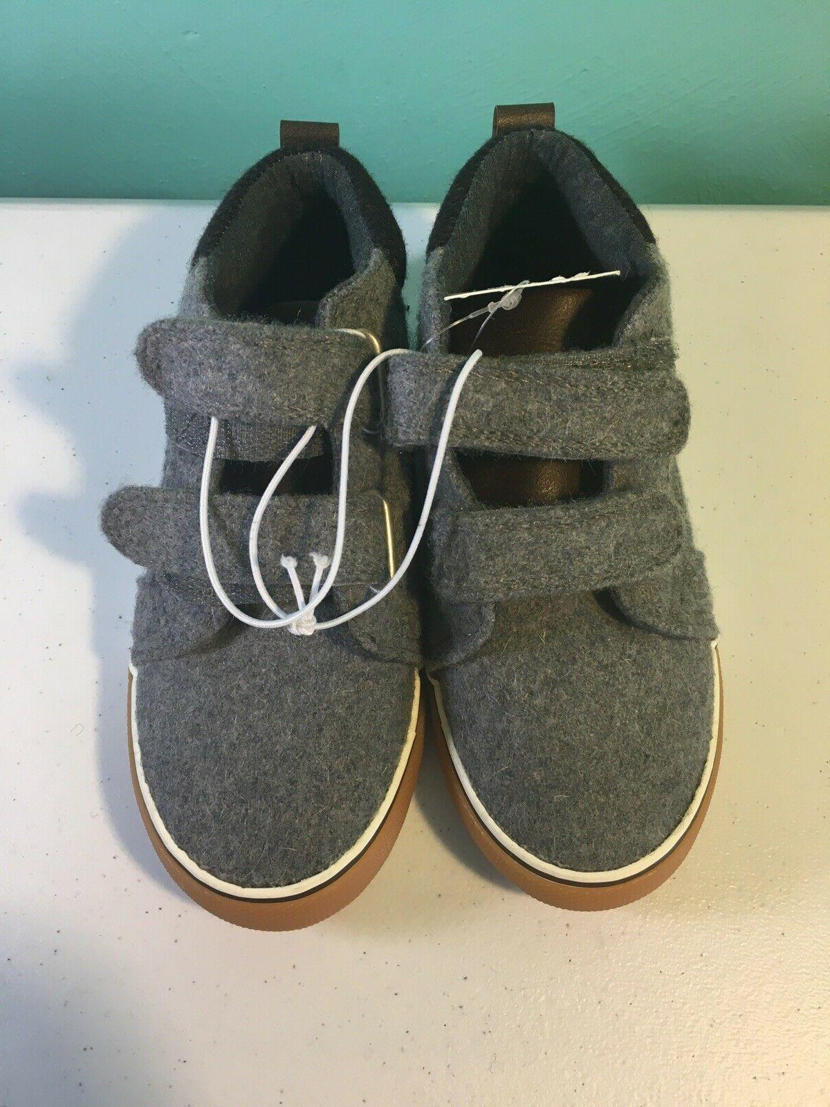 Cat & Toddler Boy Ankle Sneakers New