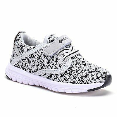 COODO CD3001 Toddler Kids Lightweight Sneakers Boys and Girl