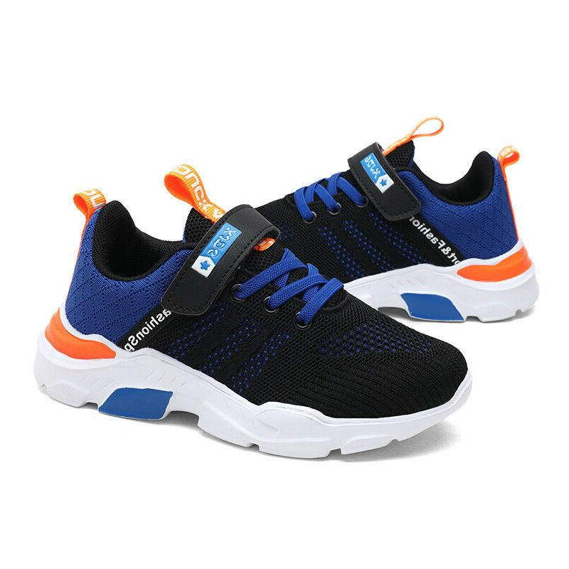 Children Athletic Sports Kids Shoes