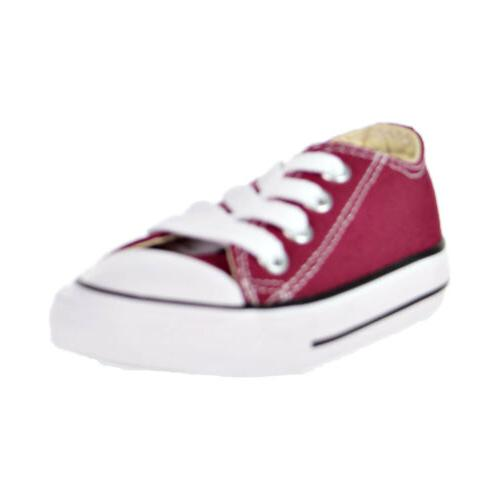 Converse Star Ox Toddler's Maroon 748596F