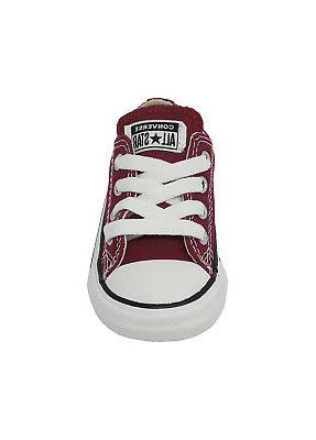 CONVERSE Low Ox Red Toddler