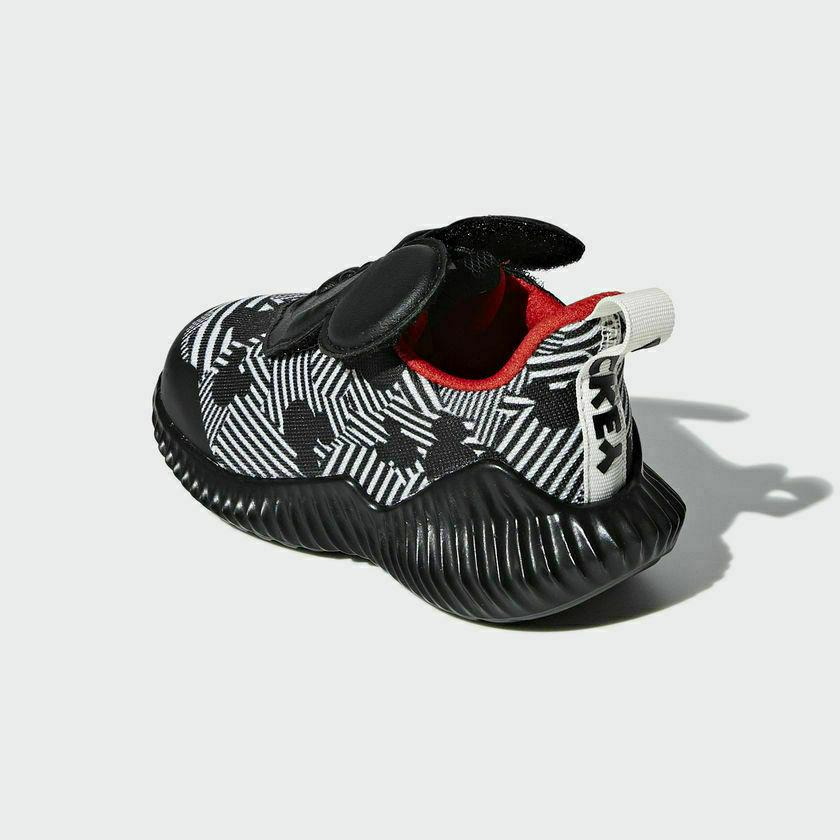 Adidas Fortarun Mickey shoes kids black/white/red