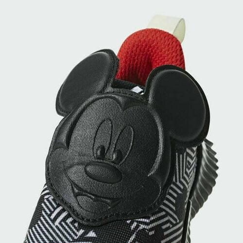 Adidas Fortarun Mickey shoes black/white/red