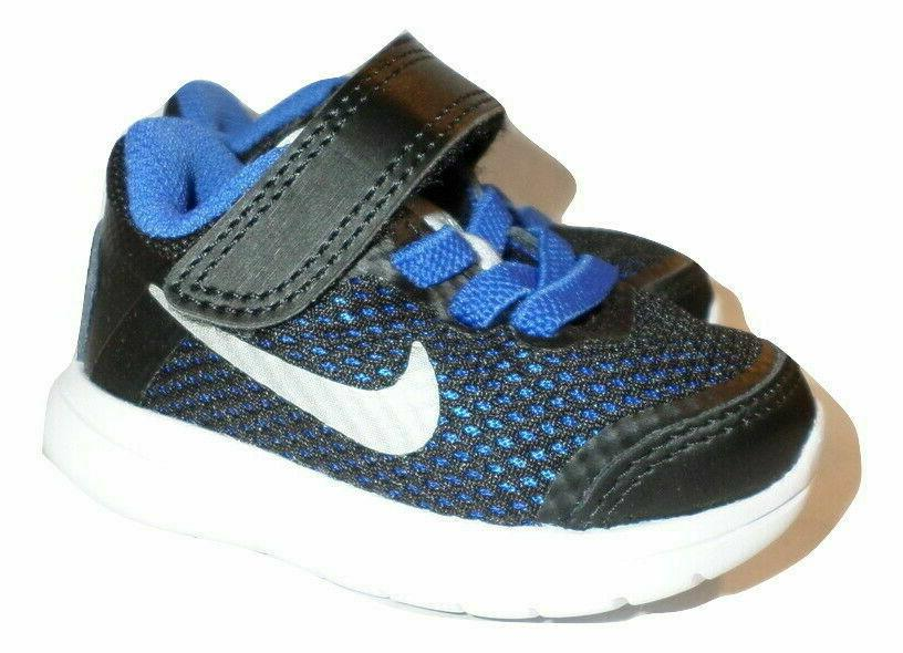 Nike 2016 Toddler Black Silver Your