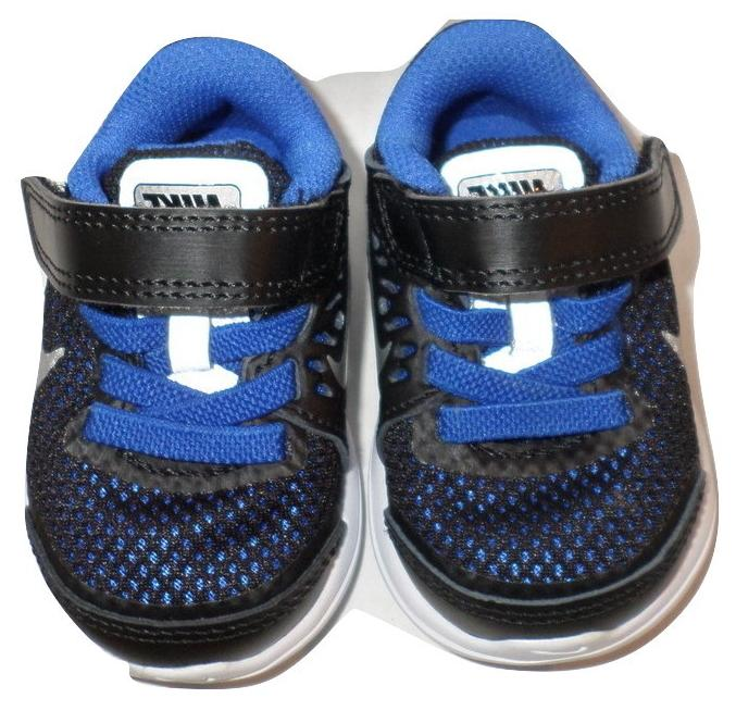 Nike Toddler and Silver Color Your